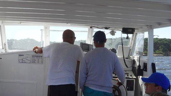 Maldonado, Uruguay: Lanchitas que salen del puerto de Punta del Este