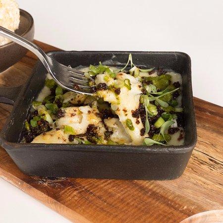 Glen Waverley, Australia: Queso fundido (melted cheese)
