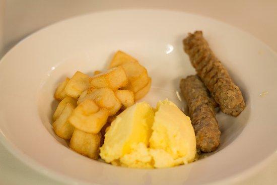 IKEA Restaurant: breakfast