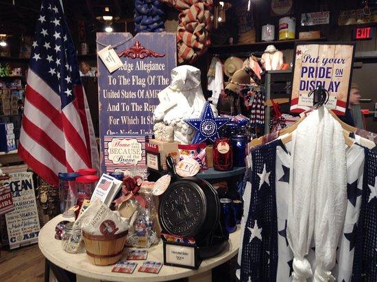 Monroe, MI: America stuff!