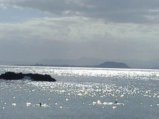Playa de Papagayo: panorama su Furteventura da Playa Papagayo