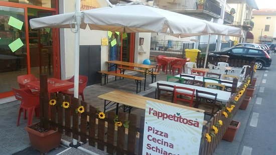 Quarrata, Italia: L'Appetitosa