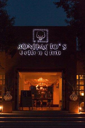 Bonifacio's Cotton Club: vistazo al interior