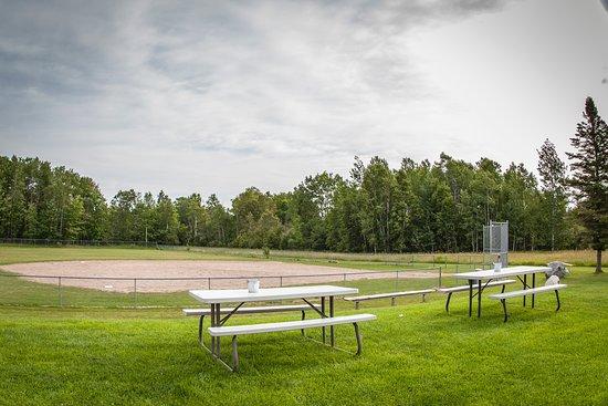 Pellston, MI: Field of Dreams