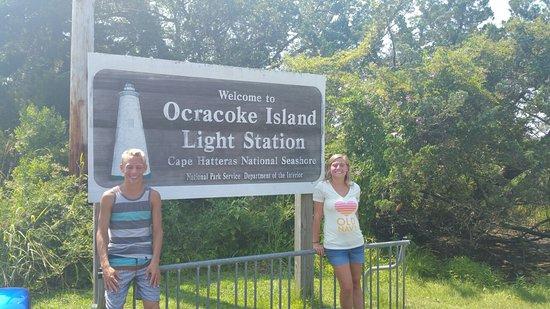Ocracoke Lighthouse: 20160727_144821_large.jpg