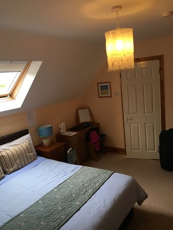 2 Mile Lodge: Roomy and comfy!