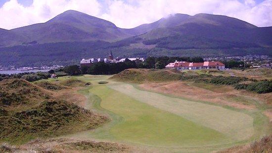 Royal County Down Golf Club Newcastle Northern Ireland