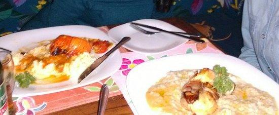 Lucca Ristorante: Lagosta com gosto de lagosta e preço de lagosta, mas sem o amargo do sobrepreço. Muito gostoso e