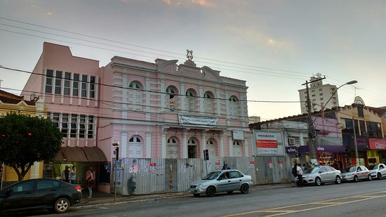 Teatro Municipal de Pouso Alegre