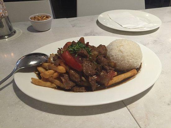 CVI.CHE 105: Traditional Peruvian delight!!