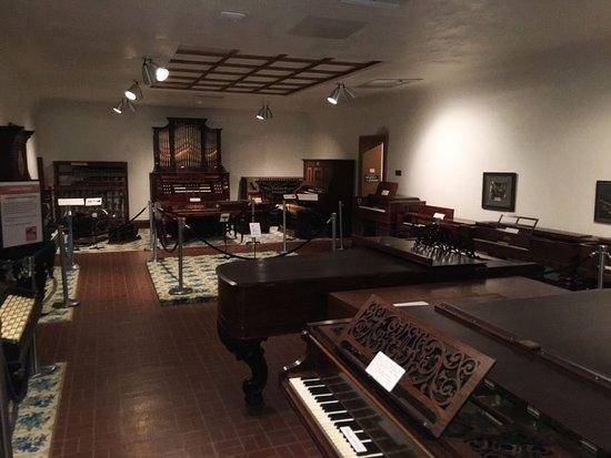 Vermillion, Dakota del Sur: National Music Museum