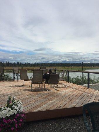 Kenai, AK: Riddle's Fishing Lodge