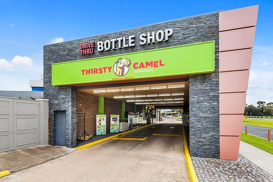 Taylors Lakes, Avustralya: Bottle shop