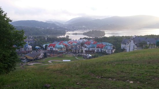 Mont Tremblant Resort: 20160725_195406_large.jpg