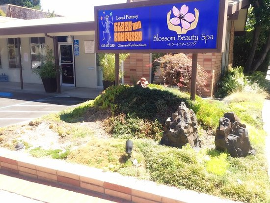 San Rafael, CA: Rutsamee Thai Spa Bodywork , indise Blossom Beauty Spa. Location: Lincoln Ave. Laurel Pl.