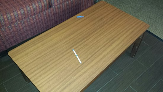 Statesboro, GA: The mysterious pen on m y table.
