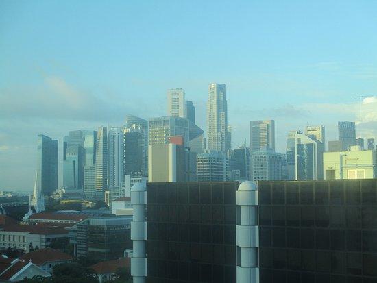 Bayview Hotel Singapore: City Centre View
