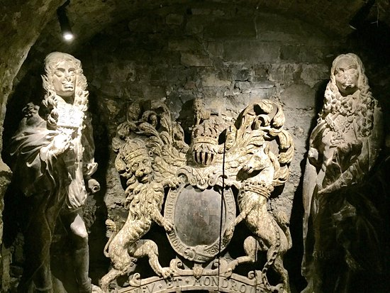 Christ Church Cathedral and the Crypt
