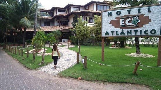 Hotel Eco Atlantico Photo
