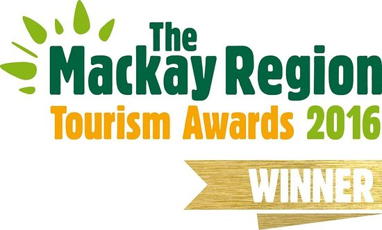Mackay, Australia: Winner 2016 Deluxe Tourism Award
