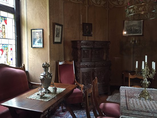 Trechtingshausen, Alemania: Living room