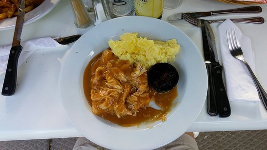 Westport, แคนาดา: Cove Turkey Dinner_large.jpg