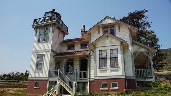 Avila Beach, Калифорния: Point San Luis Lighthouse