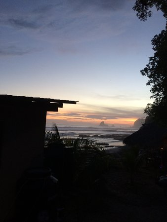Hostel Los Tres Hermanos: Sunset