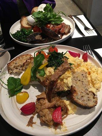 Hawthorn, Australia: Tone Tone & Heirloom Beets with Pulled Pork