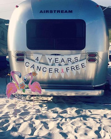Camp Gulf: Celebrated my 4 year cancer free anniversary here and it was fabulous!