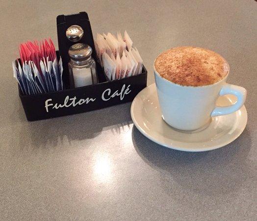 ฟุลตัน, มิสซูรี่: Fulton Cafe