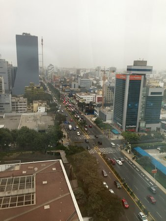 The Westin Lima Hotel & Convention Center: View of Lima