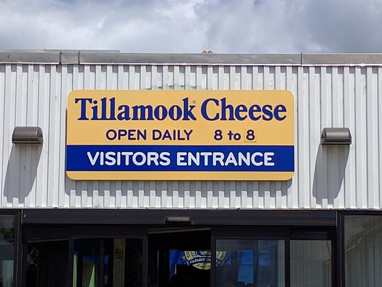 Tillamook, OR: Stop in and take a free self guided tour.