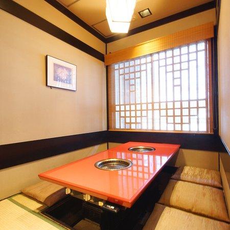Toyonaka, اليابان: 個室もご用意。最大30名様までご利用が可能です。