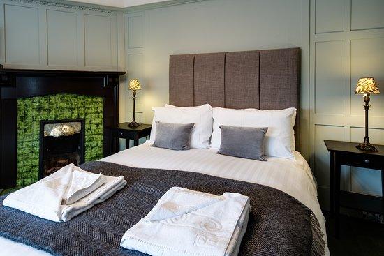 Crianlarich, UK: Ground floor double bedroom