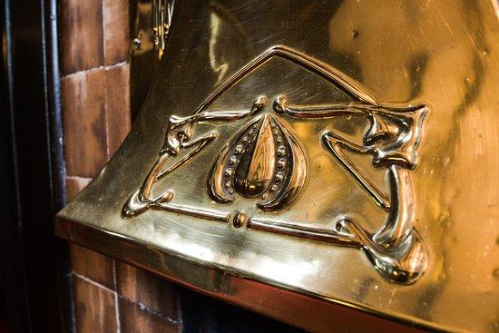 Crianlarich, UK: Attractive period details