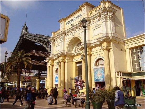 Mall Paseo Arauco Estacion