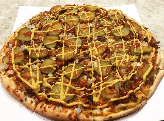 Chatham, Canada: Pie-Zano's Authentic Italian Pizza