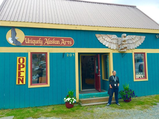Uniquely Alaskan Arts