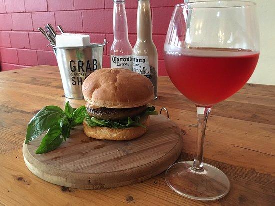 Bar 138 on Barrack: Lunch
