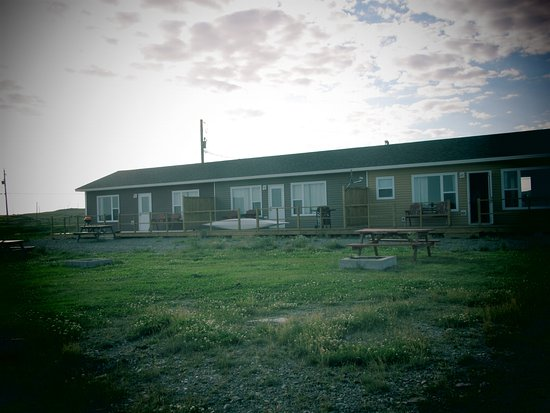 Oceanside cabins and oceanview restaurant updated 2017 for Cabins in newfoundland