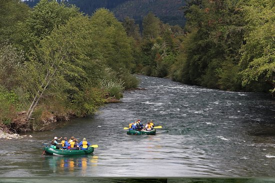 Oakridge, Oregón: upstream adventures at green waters