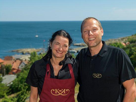 Karamel Kompagniet A/S: Hr og Fru Karamel