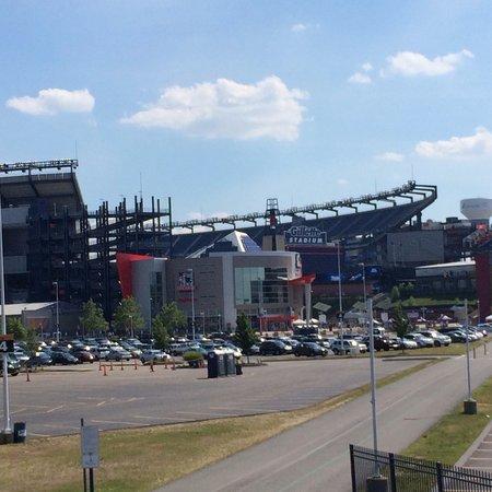 Foxboro, MA: Gilette Stadium