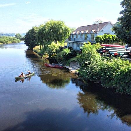 Glasbury-on-Wye, UK: Summer2016