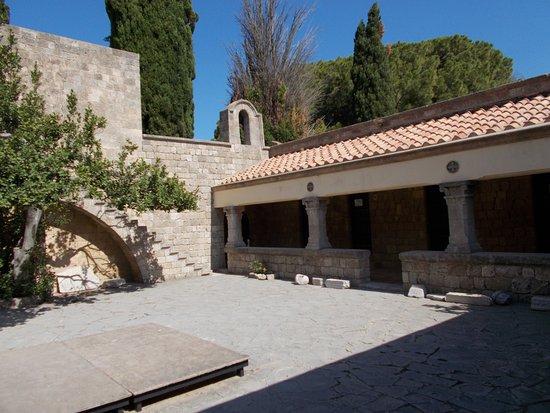 Филеримос, Греция: Klosterzellen
