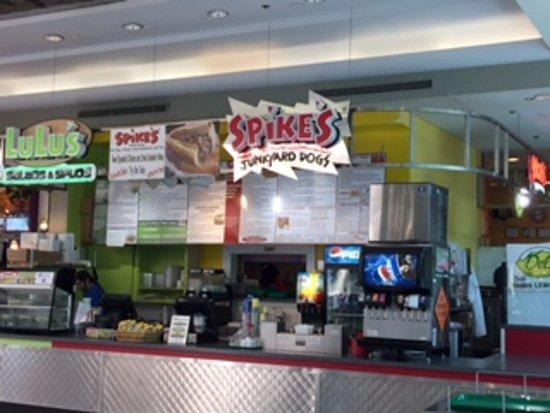 North Attleboro, MA: Du tout bon de la salade aux frites
