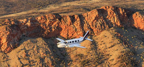 Northern Territory Air Services - Private Flights