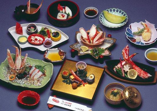 Tokai, Ιαπωνία: 蟹大膳 Kanidaizen