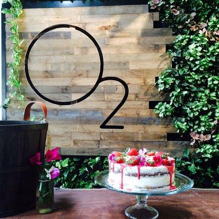 Bassendean, أستراليا: O2 Cafe